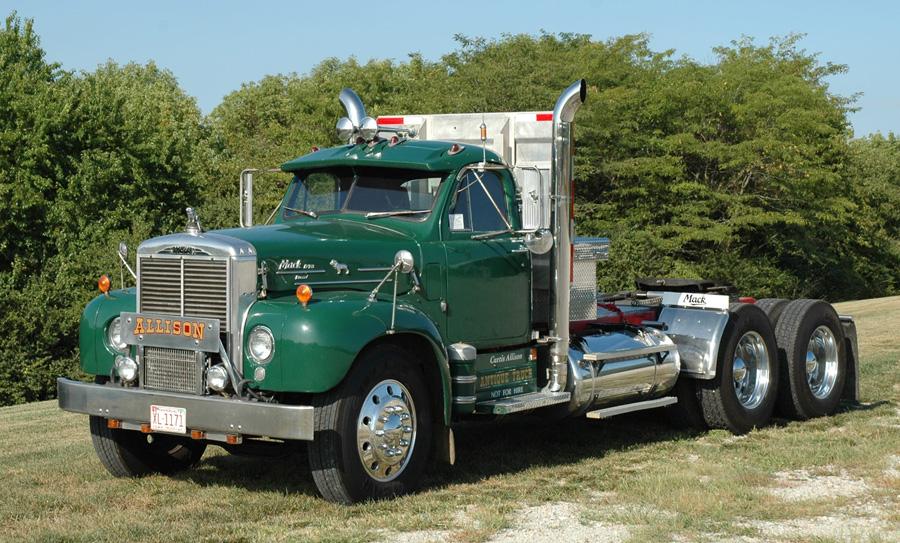 Mack Truck Fertilizer : Magazine for today s trucker