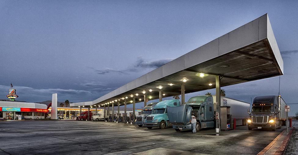 Truck Gas Station Long Island