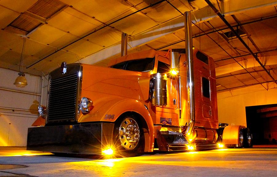 Build A Truck >> Backyard Build | 10-4 Magazine