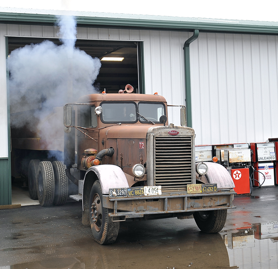 """The """"Duel"""" Truck… 10 Years Later 