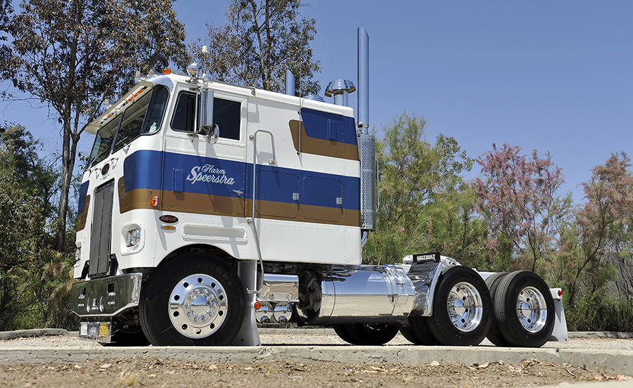 New peterbilt cab overs for sale
