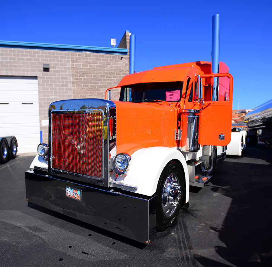 Peterbilt show trucks for sale 379 day cabs internet baking