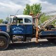 Now owned by the Rohrich Family of Batavia, Ohio, this 1959 Autocar DC75 wrecker came from the Carolinas where the […]