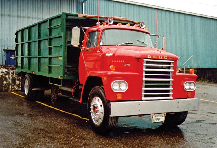Old Dodge Trucks >> A Dump Truck That Doesn T Dump 10 4 Magazine
