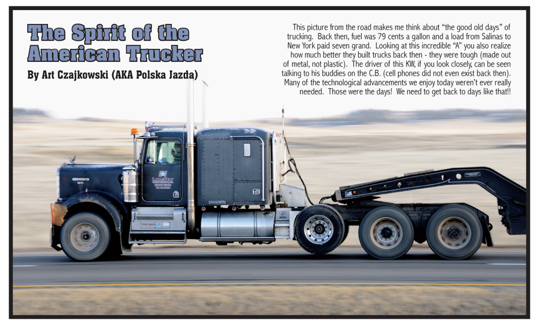 american trucker magazine - photo #3