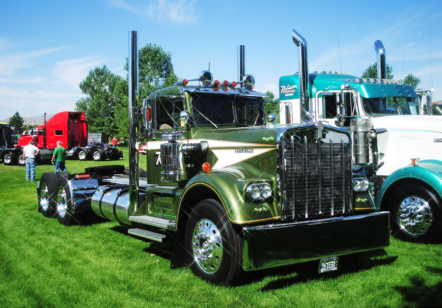 More Than Just A Truck Show   10-4 Magazine