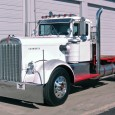 Tony Randall of Scottsdale, AZ has been working on this 1957 Kenworth butterfly hood antique for more than two years, and now is very near completion of the job. It...