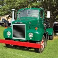"When Jack Muller of Dalton, PA was a kid, he often saw a C600 Mack pulling a lowboy around town. Remembering those days he fondly said, ""A glimpse of this..."