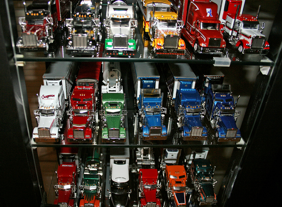 Truck Collection Pictures Die-cast Truck Collection