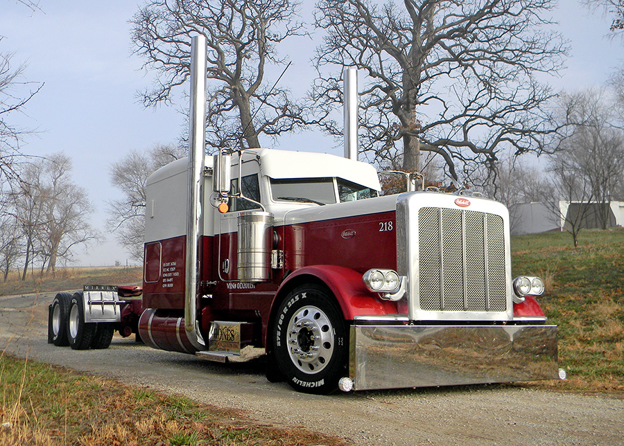 1000+ images about Custom Peterbilt Trucks on Pinterest