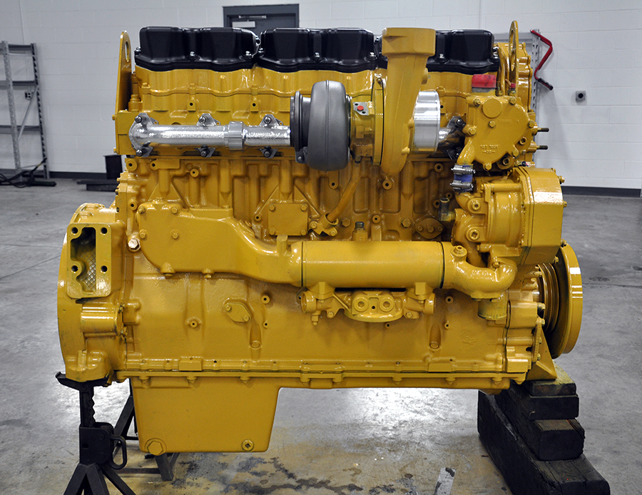 maintenance time 10 4 magazine  caterpillar c15 inframe overhaul engine  rebuild kit ipd