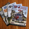 "Most truckers have always considered 10-4 to be a ""West Coast"" magazine, but now that it is available for pickup […]"