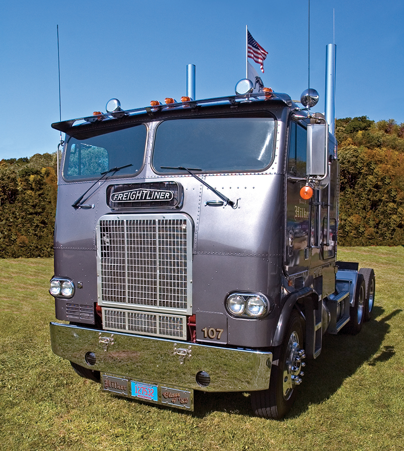 Old Cabover Is Part Of The Family 10 4 Magazine