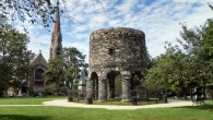 Nestled in the city of Newport, Rhode Island stands the ruins of a circular structure constructed of stone with a mixture of sand, shells and water for mortar. Many old...