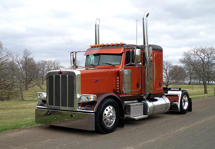 Custom Single Axle Trucks : A better life magazine