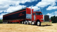 For a lot of us, we developed our love for trucking through our dads or other relatives, or maybe a friend of some sort, but for Joel Olson, it is...