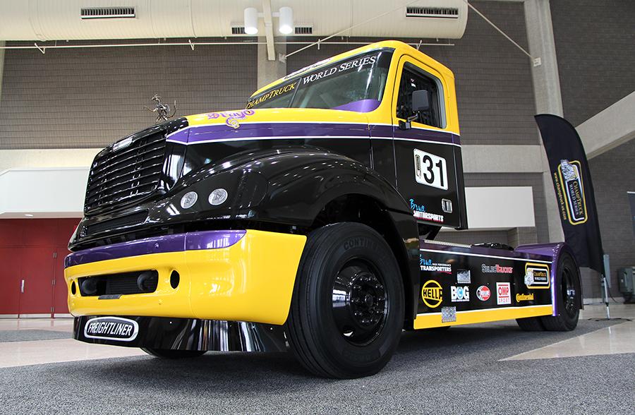 Carolina Motorsports Park >> Truck Racing & More | 10-4 Magazine