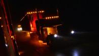 Michael Jellison is a veteran trucker, a preacher, and a broker. Seen here driving his 320-inch 2004 Peterbilt 379 near […]