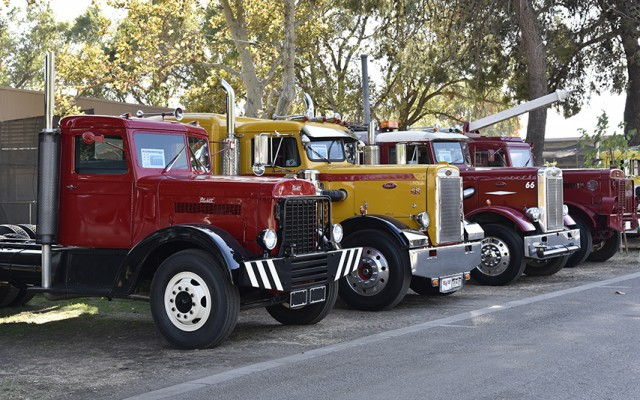 It's not often that a company reaches the 75-year milestone, but Peterbilt just did. And to celebrate, among other things, they had a big Peterbilt-only party in California – not...