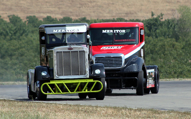 Big rig truck road racing is back in the USA! After nearly a 20-year absence, the folks at the Meritor […]