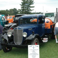 This 1936 International C-30 1-1/2 ton oil delivery truck is owned by Kenneth and Ellen Rabeneck of Louisville, Kentucky. Ken's […]