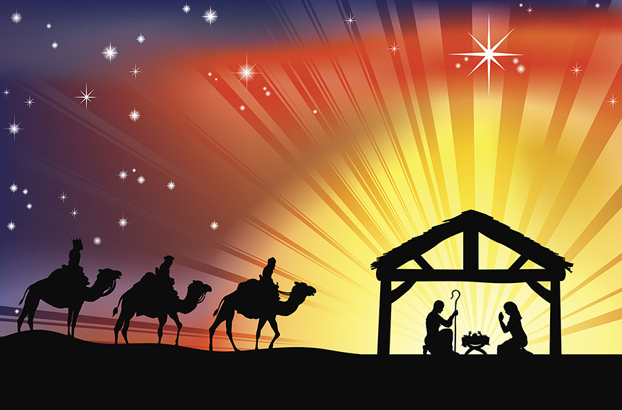 The Real Christmas Story | 10-4 Magazine