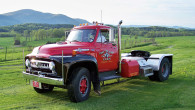 Louis Aragi Sr. of Sheffield, Massachusetts, always wanted to find a 1953 Ford F-900 just like the one his father, […]