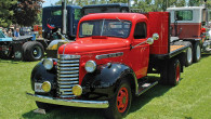 This 1940 GMC 250 flatbed truck started its career on a farm in Grand Rapids, Michigan, where it worked hard […]