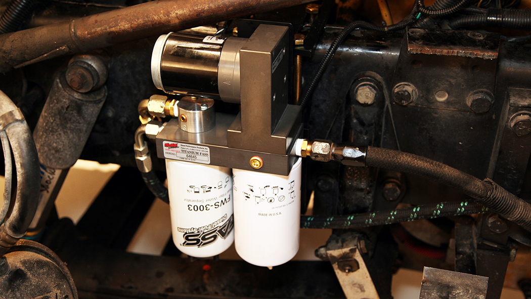How to Install a FASS Fuel Air Separation System | 10-4 Magazine