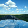 "Mark Cole took this ""wide-open spaces"" shot on I-80 near Kimball, Nebraska while driving for Schulz Transportation out of Lincoln, […]"