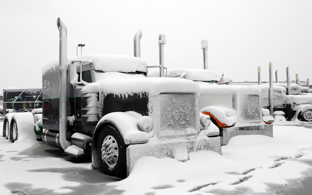 You never know what to expect with the weather at the Mid-America Trucking Show held in Louisville, KY each March, […]
