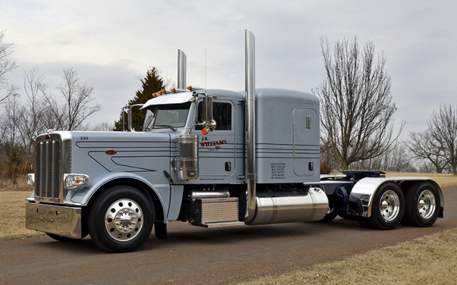 This month's creation was built for Jim Williams of Eudora, Kansas. The truck featured here is the latest rig Jim […]