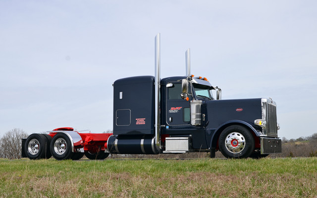 This month's creation was built for Drake Farms Trucking in San Luis Obispo, CA. Owned and operated by brothers Steve […]