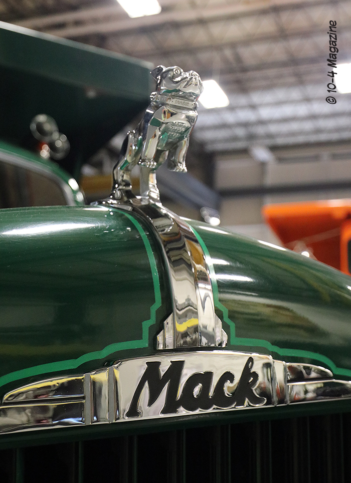 Go Back With Mack   10-4 Magazine