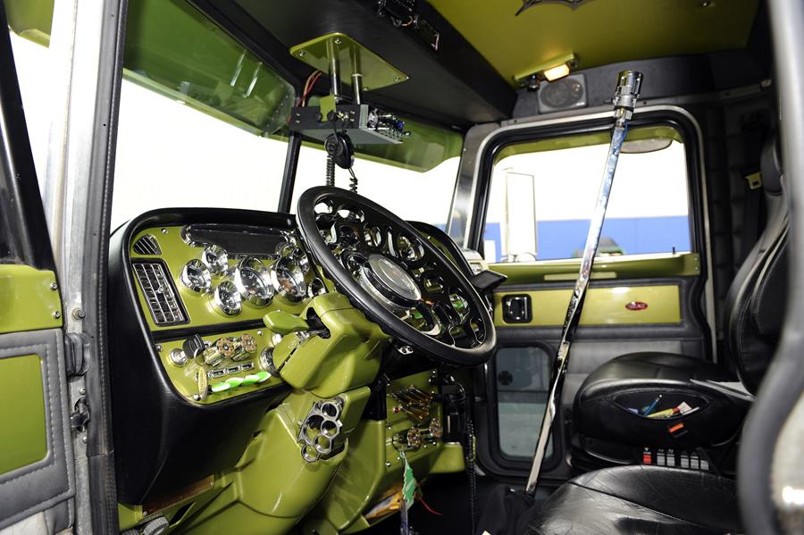 Interior Design 379 Peterbilt Autos Post