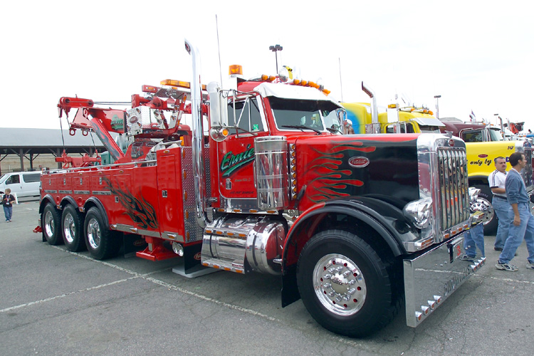 Peterbilt rotator wrecker for sale autos post