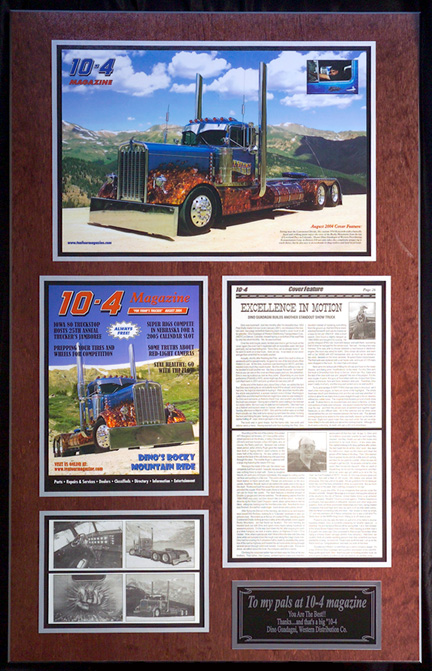 10-4 Magazine - For Today's Trucker