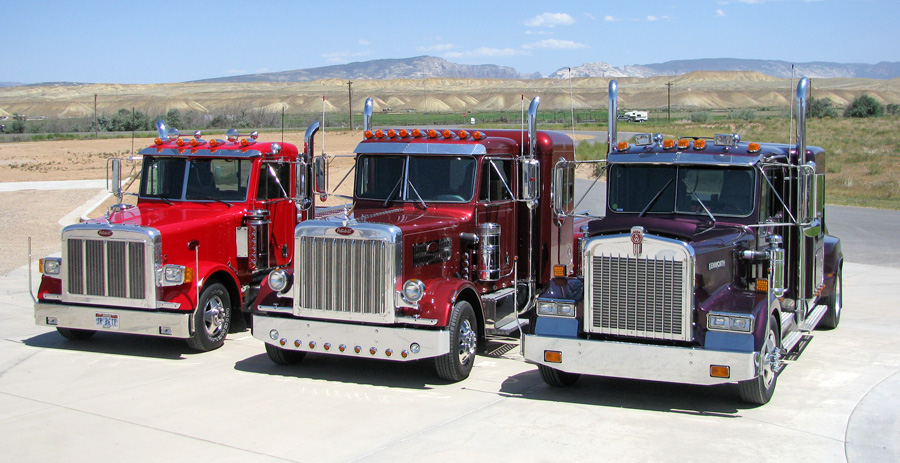 Kenworth Pickup Trucks